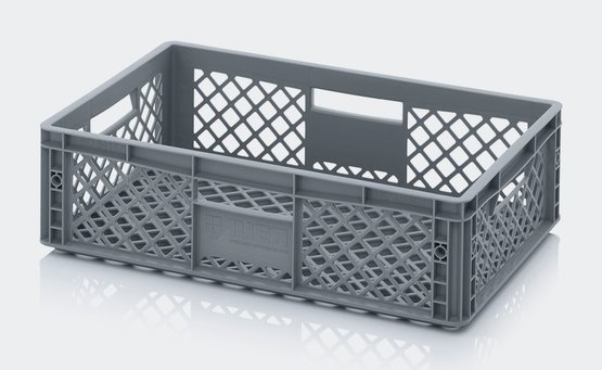 Crates for climbing holds